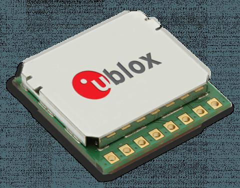 u-blox - Position & Zeit - Standard-Präzisions-GNSS Produkte