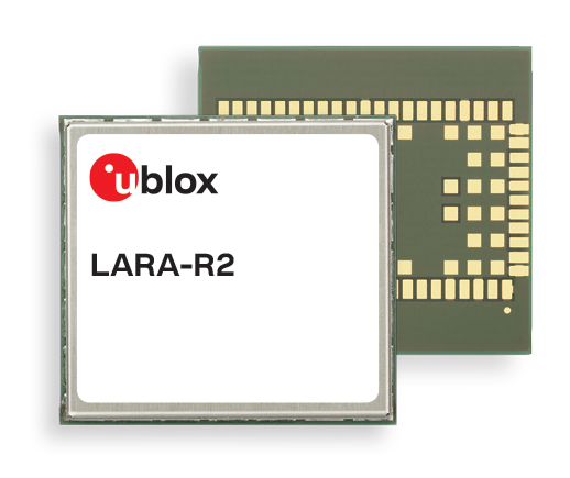 u-blox - Mobilfunkmodule - LTE-Module (niedrige Geschwindigkeit